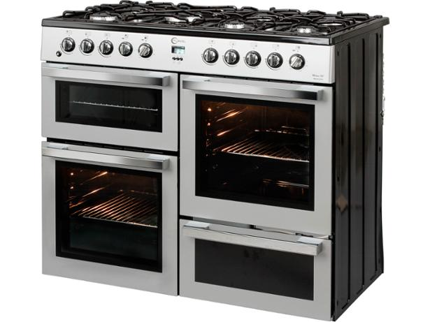 flavel mln10frs range cooker review which. Black Bedroom Furniture Sets. Home Design Ideas