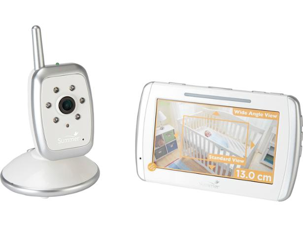 summer infant wide view digital video monitor baby monitor review which. Black Bedroom Furniture Sets. Home Design Ideas