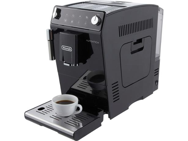 Delonghi Autentica Etam Coffee Machine Review