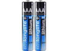Maplin Extra Long Life+ Lithium AAA