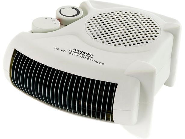 Blyss 2200w 2 Way Fan Heater Electric Heater Review Which