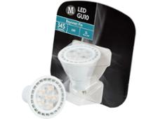 Morrisons LED Reflector GU10 345LM 5W