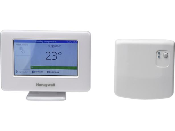 Honeywell evohome test