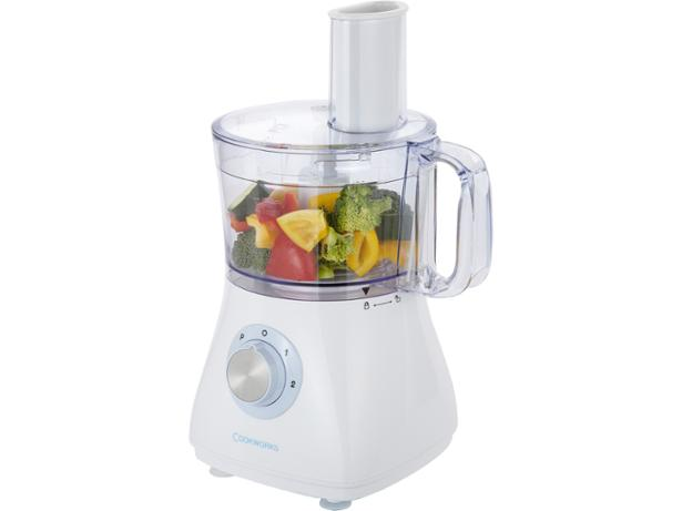 Compare Food Processors To Blenders