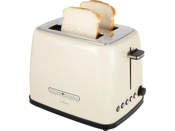 T1029 decker toaster black and
