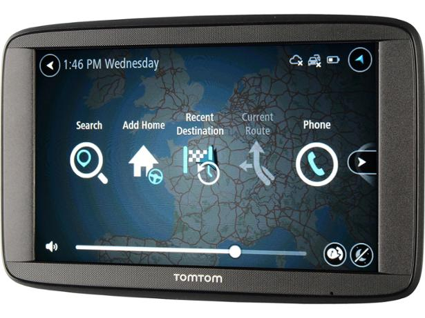 tomtom via 62 sat nav review which. Black Bedroom Furniture Sets. Home Design Ideas