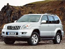 Toyota Land Cruiser (2003-2009)