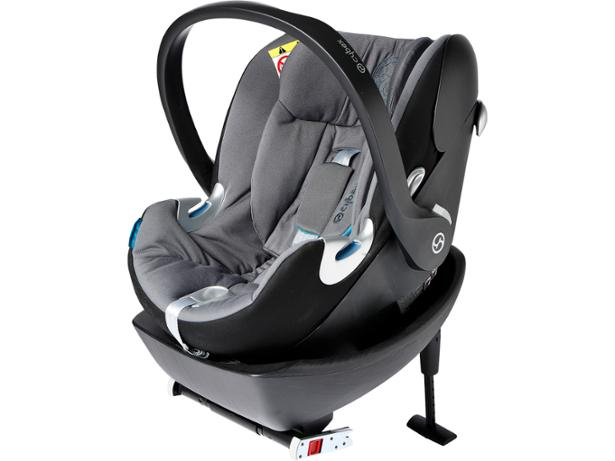 cybex aton q isofix child car seat review which. Black Bedroom Furniture Sets. Home Design Ideas