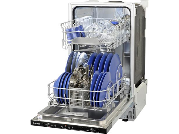 Bosch slimline dishwasher integrated