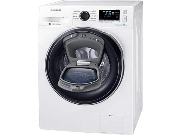 samsung ww90k6414qw washing machine review which. Black Bedroom Furniture Sets. Home Design Ideas
