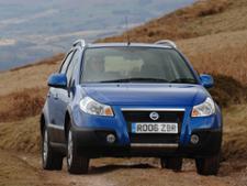 Fiat Sedici (2006-2011)
