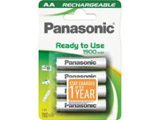 Panasonic Ready-to-Use AA