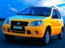Suzuki Ignis (2000-2008)
