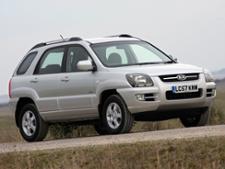 Kia Sportage (2005-2010)