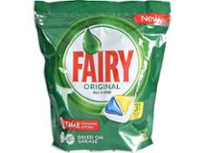 Fairy Original All in One Lemon