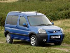 Peugeot Partner Combi (2001-2010)