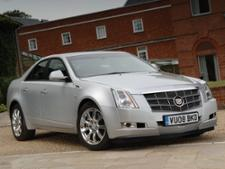 Cadillac CTS (2008-2010)