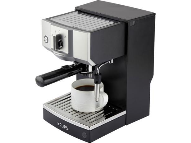 Krups Coffee Maker Xp5620 : Krups XP 5620 Expert Pro IX coffee machine summary - Which?