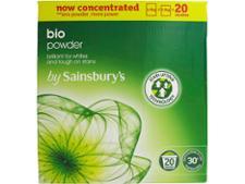 Sainsburys Bio Washing Powder