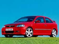 Vauxhall Astra (1998-2005)