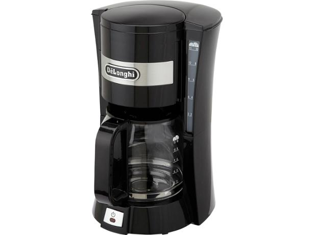 Delonghi ICM 15210 filter coffee machine review - Which?