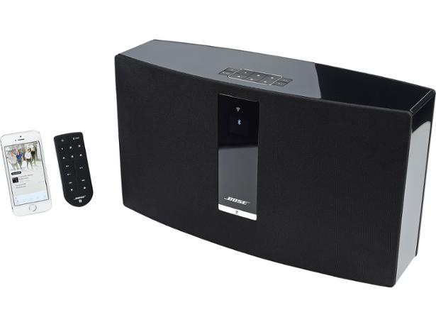 bose soundtouch 30 series iii wireless bluetooth speaker review which. Black Bedroom Furniture Sets. Home Design Ideas