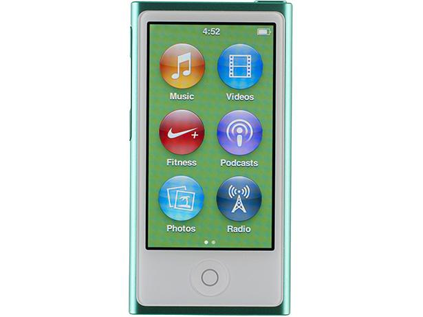 apple ipod nano 7th generation 16gb mp3 player summary. Black Bedroom Furniture Sets. Home Design Ideas