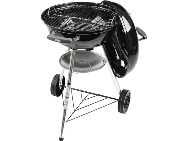 weber compact 47cm kettle barbecue review which. Black Bedroom Furniture Sets. Home Design Ideas