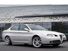 Alfa Romeo 166 (1999-2005)