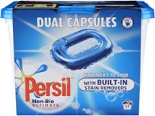Persil Dual Action Capsules Non-Bio