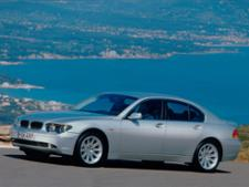 BMW 7 Series (2002-2008)
