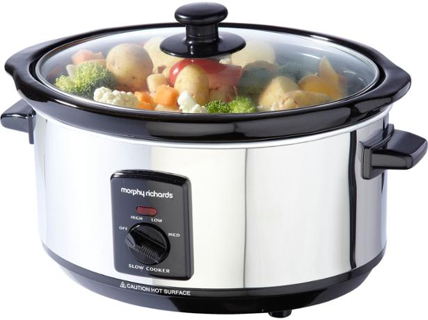 Morphy Richards 48710A slow cooker review - Which?