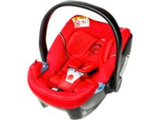 Cybex Aton 5 (belted)