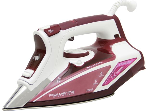 Rowenta Steamforce DW9230 steam iron review - Which?