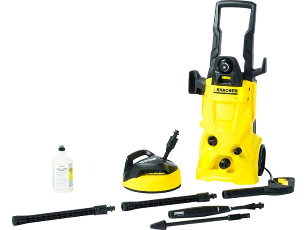 karcher k4 home pressure washer summary which. Black Bedroom Furniture Sets. Home Design Ideas