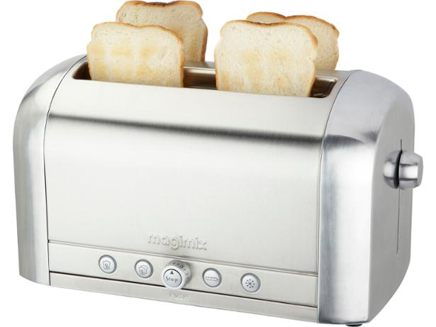 Magimix 4 slice toaster