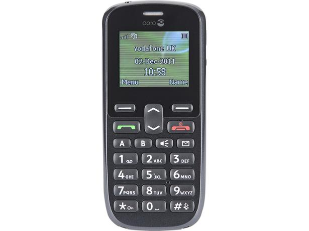 doro phoneeasy 508 simple mobile phone summary which. Black Bedroom Furniture Sets. Home Design Ideas