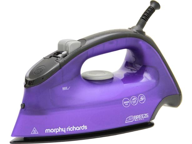 morphy richards breeze 300253 steam iron summary which. Black Bedroom Furniture Sets. Home Design Ideas