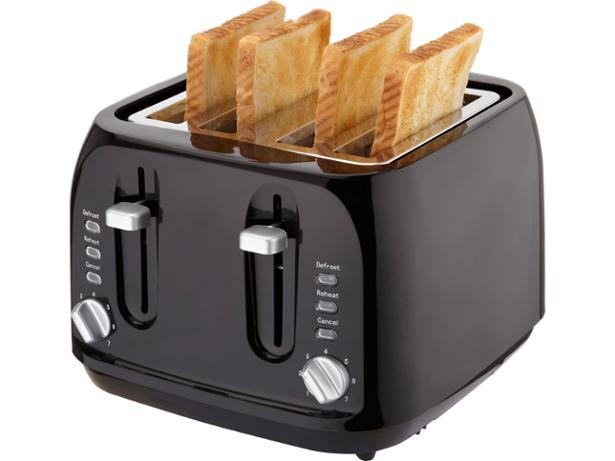 George Home Coffee Maker : Asda George Home GPT201W4 toaster review - Which?