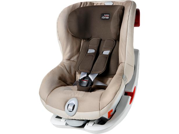 Britax Römer King II ATS child car seat review - Which?