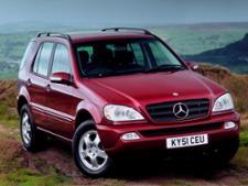 Mercedes-Benz M-Class (1998-2004)