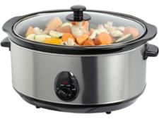 Wilko Steel 6L cooker