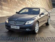 Mercedes-Benz CL (2007-2014)