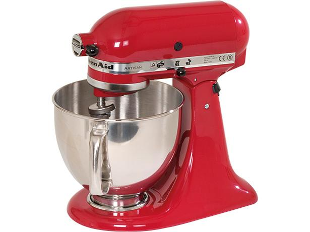 Food Mixers Kitchen ~ Kitchenaid artisan ksm ps stand mixer review which