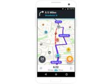 Waze Social GPS, Maps & Traffic (Android)