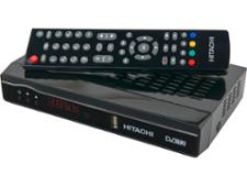 Hitachi 500GB Freeview HD Smart Digital TV Recorder (HDR5T01)