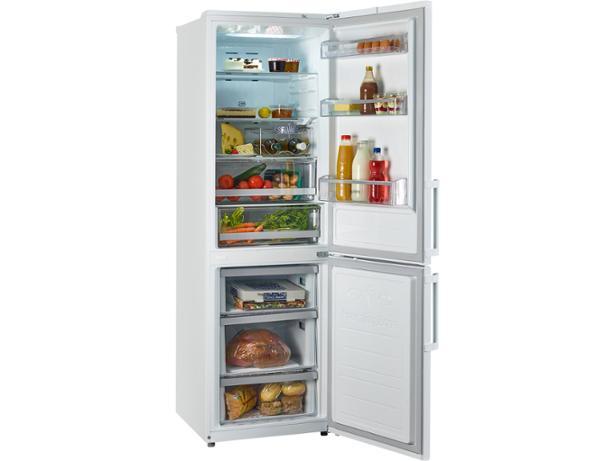 Lg Gbb59pzfzb Fridge Freezer Review Which